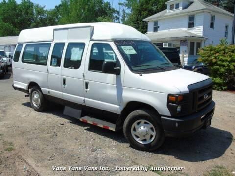 2008 Ford E-Series Cargo for sale at Vans Vans Vans INC in Blauvelt NY