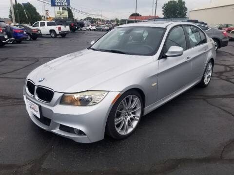 2011 BMW 3 Series for sale at Larry Schaaf Auto Sales in Saint Marys OH