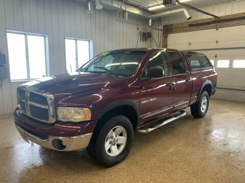 2002 Dodge Ram Pickup 1500 for sale at Sand's Auto Sales in Cambridge MN