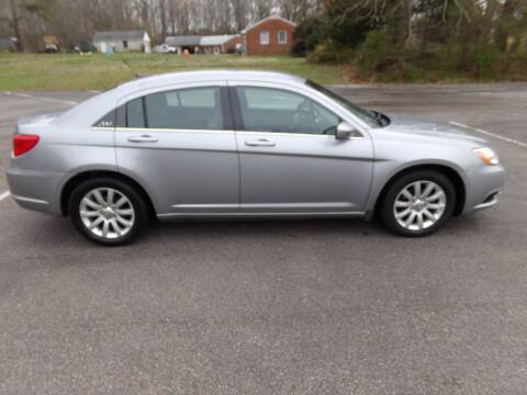 2013 Chrysler 200 for sale at West End Auto Sales LLC in Richmond VA