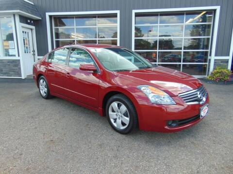 2007 Nissan Altima for sale at Akron Auto Sales in Akron OH