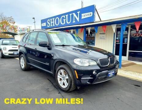 2013 BMW X5 for sale at Shogun Auto Center in Hanford CA