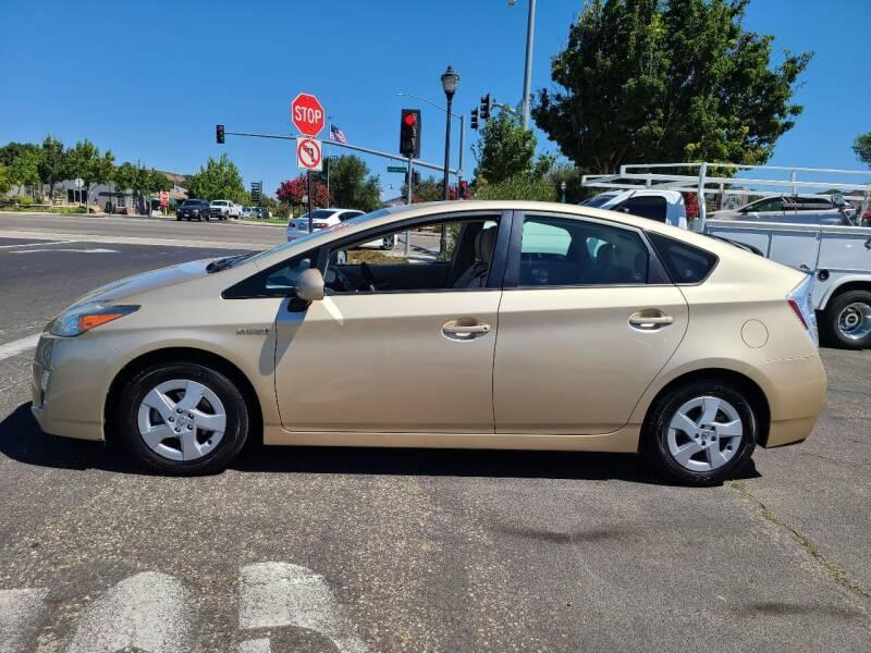 2011 Toyota Prius for sale at Coast Auto Sales in Buellton CA