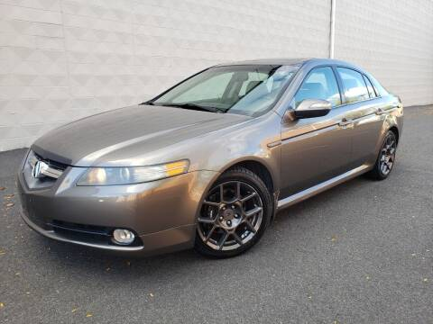 2008 Acura TL for sale at Positive Auto Sales, LLC in Hasbrouck Heights NJ