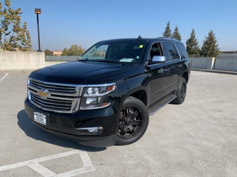 2015 Chevrolet Tahoe for sale at BAY AREA CAR SALES 2 in San Jose CA