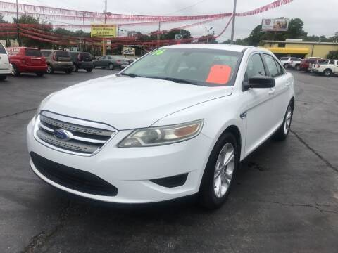 2016 Ford Taurus for sale at IMPALA MOTORS in Memphis TN