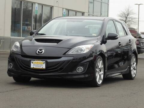 2012 Mazda MAZDASPEED3 for sale at Loudoun Motor Cars in Chantilly VA