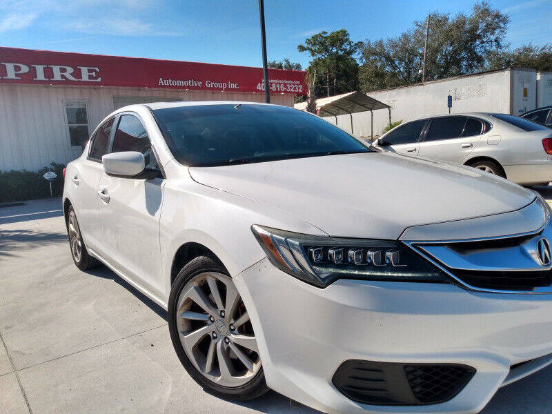 2016 Acura ILX for sale at Empire Automotive Group Inc. in Orlando FL