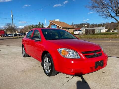 2007 Chevrolet Cobalt for sale at Dalton George Automotive in Marietta OH