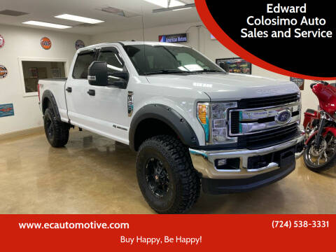 2017 Ford F-250 Super Duty for sale at Edward Colosimo Auto Sales and Service in Evans City PA