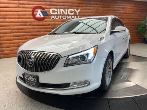 2016 Buick LaCrosse for sale at Dixie Motors in Fairfield OH