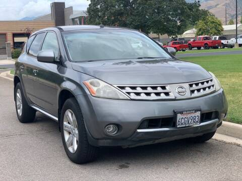 2007 Nissan Murano for sale at A.I. Monroe Auto Sales in Bountiful UT