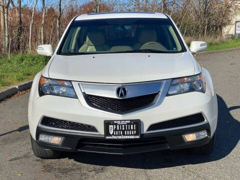 2012 Acura MDX for sale at Pristine Auto Group in Bloomfield NJ