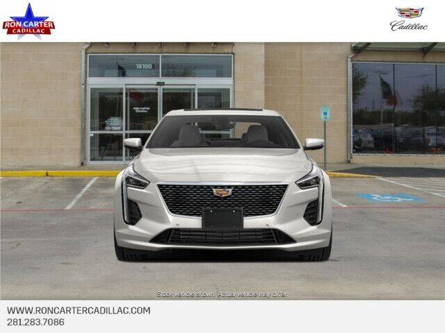 2020 Cadillac CT6 AWD 3.6L Luxury 4dr Sedan - Houston TX