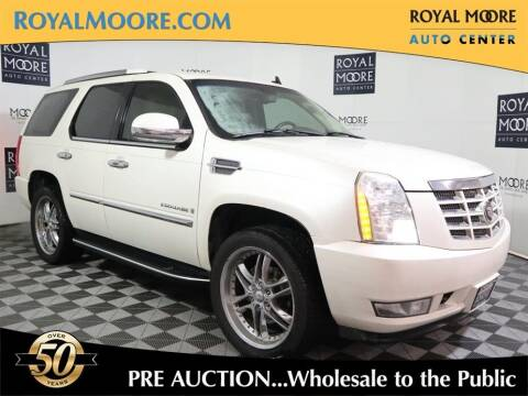 2007 Cadillac Escalade for sale at Royal Moore Custom Finance in Hillsboro OR