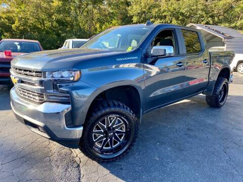 2019 Chevrolet Silverado 1500 for sale at Lux Auto in Lawrenceville GA