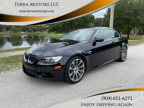 2008 BMW M3 for sale at Terra Motors LLC in Jacksonville FL