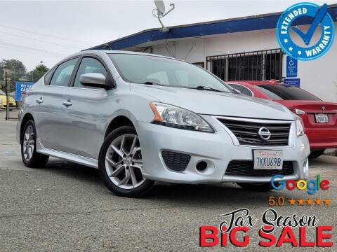 2014 Nissan Sentra for sale at Gold Coast Motors in Lemon Grove CA