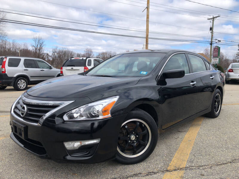2014 Nissan Altima for sale at J's Auto Exchange in Derry NH