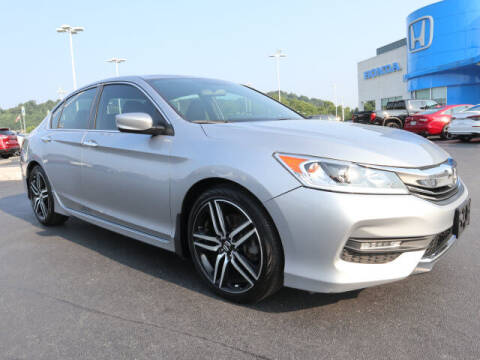 2017 Honda Accord for sale at RUSTY WALLACE HONDA in Knoxville TN