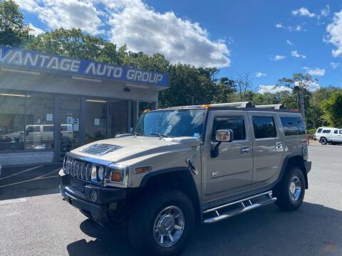 2003 HUMMER H2 for sale at Vantage Auto Group in Brick NJ