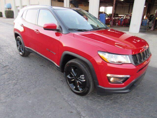 2021 Jeep Compass for sale in Albertville, AL
