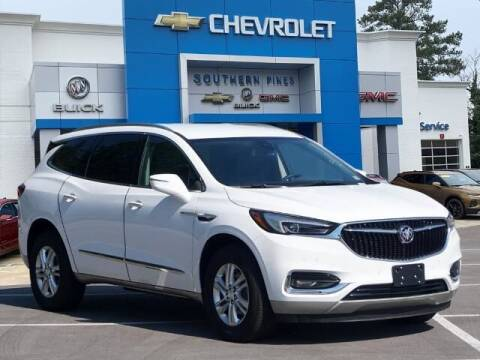 2020 Buick Enclave for sale at PHIL SMITH AUTOMOTIVE GROUP - SOUTHERN PINES GM in Southern Pines NC