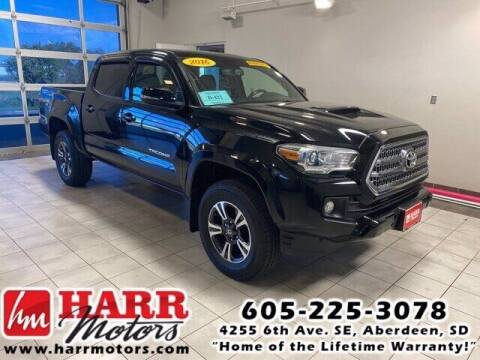 2016 Toyota Tacoma for sale at Harr's Redfield Ford in Redfield SD