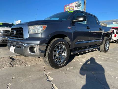 2008 Toyota Tundra for sale at MAGIC AUTO SALES, LLC in Nampa ID