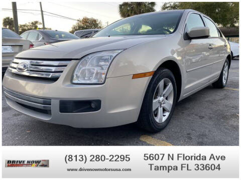 2009 Ford Fusion for sale at Drive Now Motors USA in Tampa FL