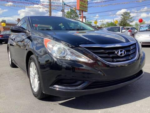 2011 Hyundai Sonata for sale at Active Auto Sales in Hatboro PA