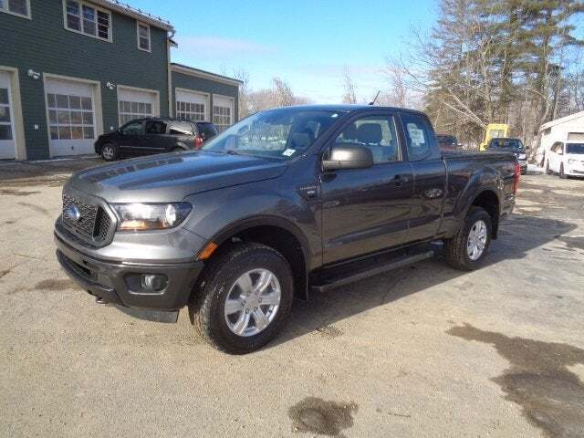 2019 Ford Ranger for sale at SCHURMAN MOTOR COMPANY in Lancaster NH
