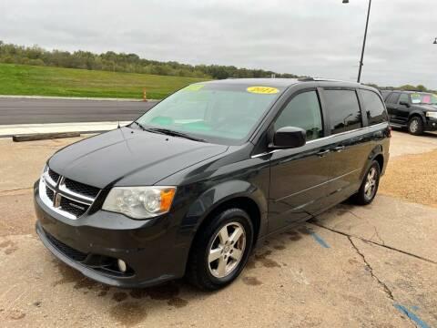 2011 Dodge Grand Caravan for sale at River Motors in Portage WI
