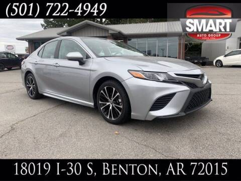 2019 Toyota Camry for sale at Smart Auto Sales of Benton in Benton AR