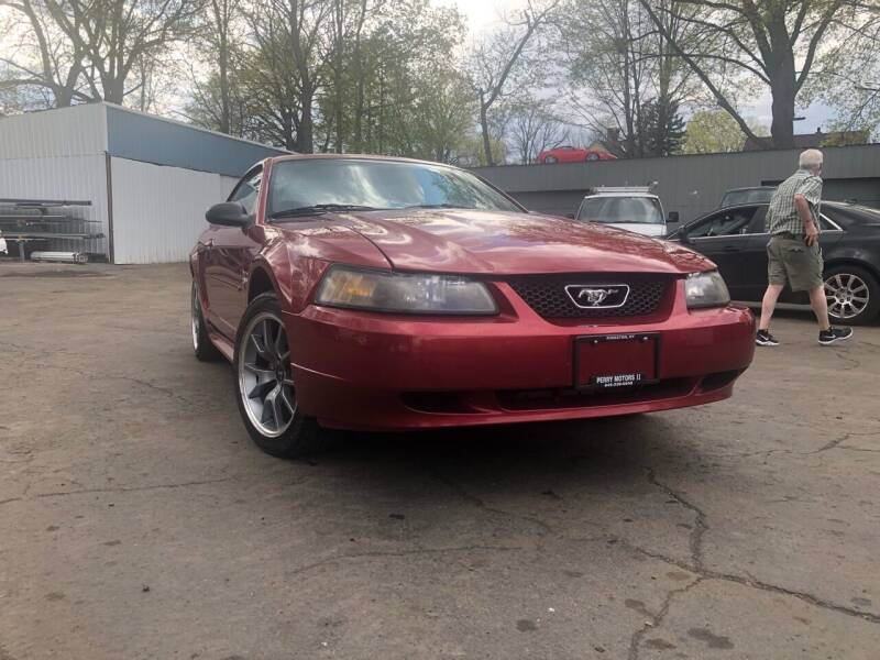 2003 Ford Mustang for sale at Affordable Cars in Kingston NY