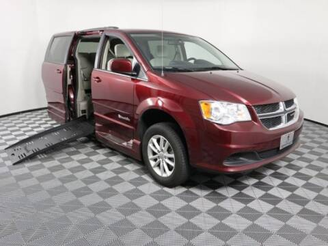 2016 Dodge Grand Caravan for sale at AMS Vans in Tucker GA