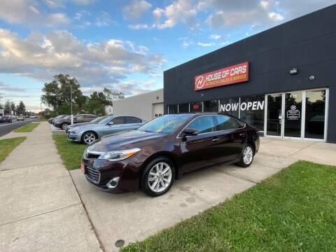2014 Toyota Avalon for sale at HOUSE OF CARS CT in Meriden CT