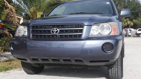 2002 Toyota Highlander for sale at Southwest Florida Auto in Fort Myers FL