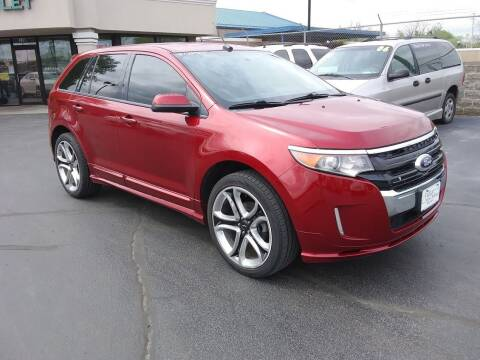 2013 Ford Edge for sale at Village Auto Outlet in Milan IL