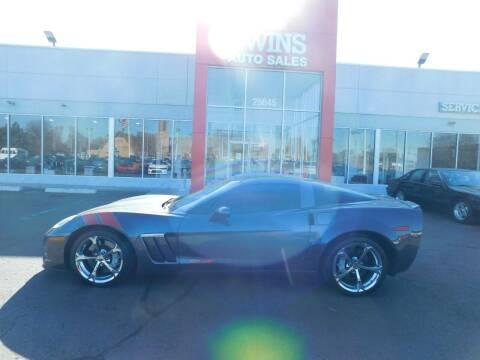 2013 Chevrolet Corvette for sale at Twins Auto Sales Inc Redford 1 in Redford MI