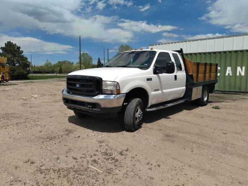 2004 Ford F-350 Super Duty for sale at DK Super Cars in Cheyenne WY
