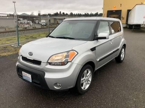2011 Kia Soul for sale at South Tacoma Motors Inc in Tacoma WA