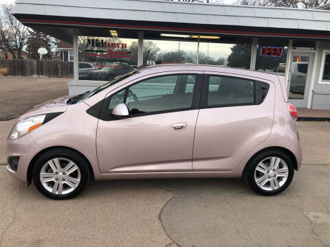 2013 Chevrolet Spark for sale at Midtown Motors in North Platte NE