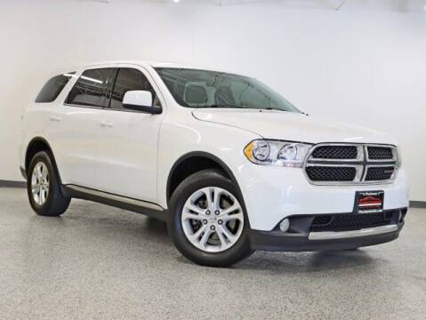 2013 Dodge Durango for sale at Vanderhall of Hickory Hills in Hickory Hills IL