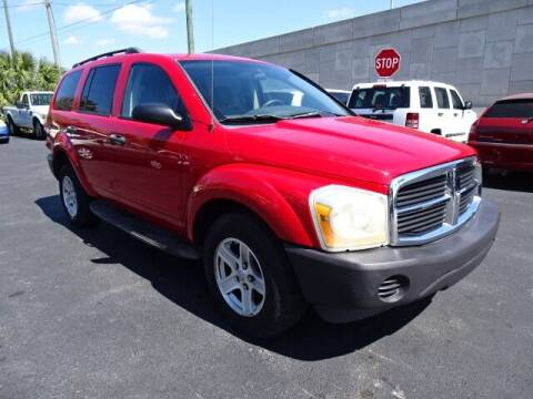 2004 Dodge Durango for sale at DONNY MILLS AUTO SALES in Largo FL
