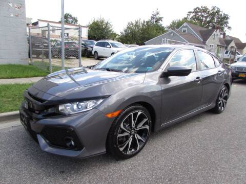 2017 Honda Civic for sale at First Choice Automobile in Uniondale NY