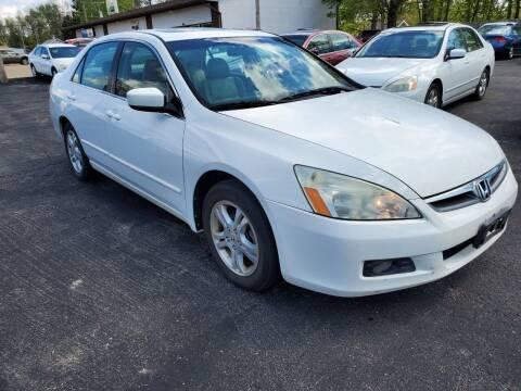 2007 Honda Accord for sale at Prospect Auto Mart in Peoria IL