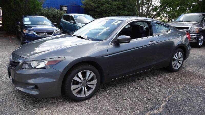 2012 Honda Accord for sale at HOUSTON'S BEST AUTO SALES in Houston TX