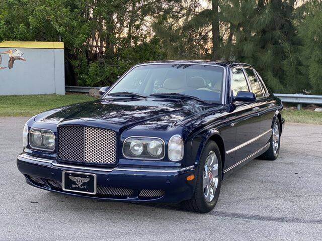 2001 Bentley Arnage for sale at Exclusive Impex Inc in Davie FL