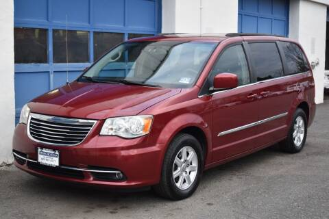 2012 Chrysler Town and Country for sale at IdealCarsUSA.com in East Windsor NJ